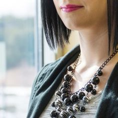 Nicole's™ Bead Shop A Wild Statement Necklace