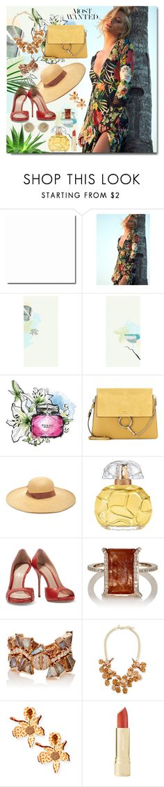 """Accessory World - The EveryGirl"" by jacque-reid ❤ liked on Polyvore featuring Free People, Gucci, Chloé, Sensi Studio, Houbigant, Casadei, Alöe, Monique Péan, Nak Armstrong and Gianvito Rossi"