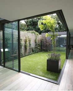 Courtyard Design Ideas for Modern Houses Interior We collect some good courtyard design ideas for you. You can choose one of the most suitable courtyard design ideas. Courtyard Design, Garden Design, Modern Courtyard, Courtyard Ideas, Indoor Courtyard, Patio Design, House With Courtyard, Courtyard Gardens, Backyard Designs