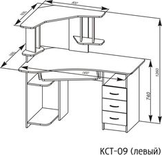 Home Office Shelves, Office Desk, Woodworking Plans, Woodworking Projects, Diy Computer Desk, Isco, Architecture, Storage, Furniture