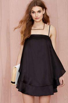 Keepsake Follow the Sun Silk Dress - Dresses
