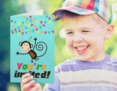 3 Year Old Birthday Invitations