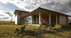I can see Paula and I adopting this kind of lifestyle orientation; living close to the metro, on restored land, comfortably, and off the grid.  Solar-powered house shines on the prairie | StarTribune.com