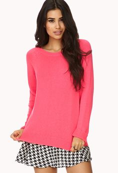 No Fuss Sweater | FOREVER21 - 2000111395