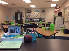 View from teacher desk  Middle school  2014-2015