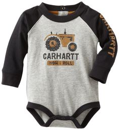 Baby Carhartt is one of my weaknesses Baby Boys, Toddler Girl, Baby Boy Outfits, Kids Outfits, Everything Baby, Baby Kids Clothes, Baby Boy Fashion, Baby Time, Future Baby