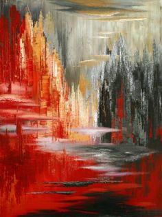 """Saatchi Art Artist Tatiana Iliina; Painting, """"Surreality Show"""" #art"""