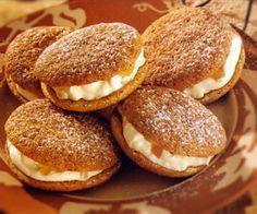 Coffee Sponge Drops Recipe - http://www.allbakingrecipes.com/recipes/coffee-sponge-drops-recipe/