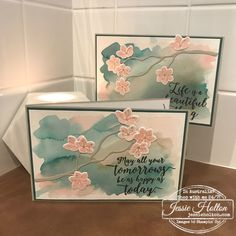 Hi Crafters!   Today we are showcasing NEW products from Stampin' Up! How exciting!! When you go to OnStage (a demo only event), you get...