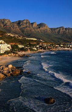 Beach at Clifton, South Africa