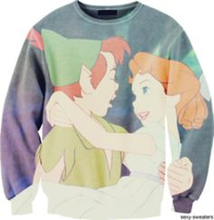 I WOULD WEAR THIS EVERY SECOND OF EVERY DAY, EVEN IF THERE'S A FIRE #peter pan