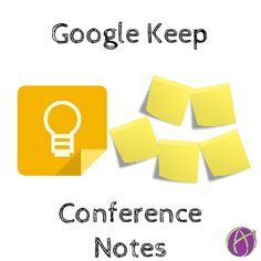 Instead of Handouts - Google Keep - Teacher Tech