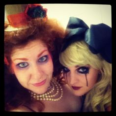 Malice in Wonderland themed bout!