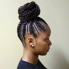 African American braids – A statement style