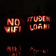 scariest pumpkin imaginable