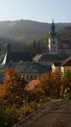 Banská Štiavnica,Slovakia