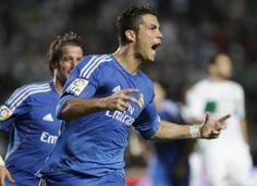 Real Madrid: 2 Elche: 1