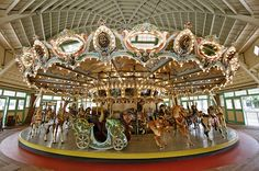 Glen Echo Dentzel Carousel