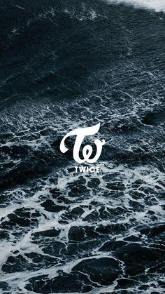 Twice - Logo Logo Twice, Kpop Logos, Twice Dahyun, Twice Kpop, Twice Sana, Lock Screen Wallpaper, Foto Bts, Nayeon, Boruto