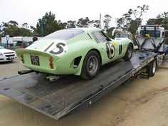 Cool Ferrari 2017: 1962 Ferrari 250 GTO Scaglietti Berlinetta Maintenance/restoration of old/vintag... Car24 - World Bayers Check more at http://car24.top/2017/2017/09/03/ferrari-2017-1962-ferrari-250-gto-scaglietti-berlinetta-maintenancerestoration-of-oldvintag-car24-world-bayers/
