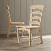 Imogene French Country Side Chair #birchlane
