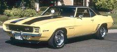 1969 Chevrolet Camaro Z28 Photos - HowStuffWorks