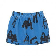 Οργανική φούστα Koolabah - Gorilla - παιδικα ρουχα