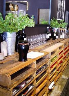 pallet uses | think pallets are boring think again wooden pallets like ones ...