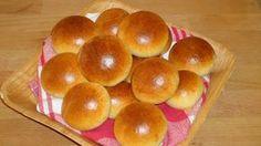 Briciole di pane: Panini al latte con lievito madre