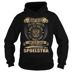 SPOELSTRA Last Name, Surname T-Shirt