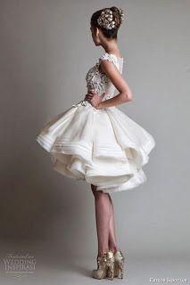 Wedding dresses, wedding gowns czyli suknie ślubne - inspiracje