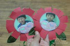 [카네이션] 아이들이 만들어서 선물해준 카네이션! 어버이날이라고 어린이집에서 카네이션 만들어왔네요 : 네이버 블로그