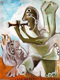 Pablo Picasso - The Dawn