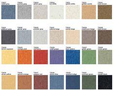 VCT Tile flooring