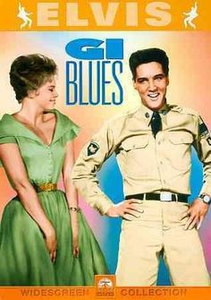 The first film Elvis made after his stint in the army, G.I. BLUES tells the musical tale of Tulsa (Presley), a singing G.I stationed in West Germany who dreams of opening his own club when he gets out