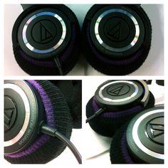 DIY headphone cuffs Day 11 of #30doc @createstuff