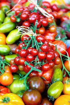 Farmer Market / Image via: La Tartine Gourmande #market
