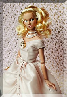 Poppy Parker I Love How You Love Me by daniela.markovna, via Flickr