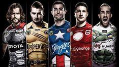 Australian rugby league teams wear Marvel superhero jerseys - Imgur