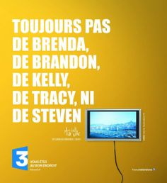 france 3 publicite plus belle la vie - 2012
