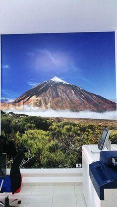 Mountains, Nature, Travel, Large Walls, Vinyls, Naturaleza, Viajes, Trips, Nature Illustration