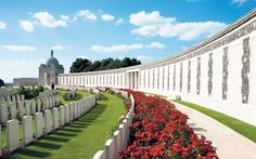 War cemeteries: gardeners' labour of love to honour the fallen. An army of devoted gardeners keeps the memory of sacrifice alive in rigorously maintained war cemeteries around the globe...