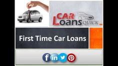 first time car buyer auto loans