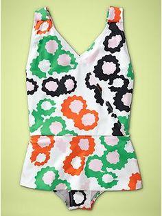 DVF ♥ GapKids traje de baño de @Gap - $45.00