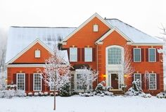 Download the Angie's List Winter Maintenance Guide to learn more about protecting your most valuable assets from winter's damaging weather. (Photo courtesy of ©Thinkstock)