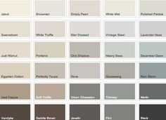 Find the perfect wall colour to match your floors with these cool neutrals by Dulux (Furniture Designs Colour Schemes)