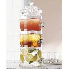 Great beverage dispenser for a summer party - Phoenix Home & Garden #IntDesignerChat