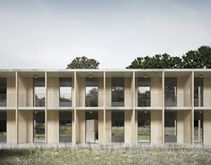 Elderly care home, Danderyd, Stockholm - Competition Understanding Dementia, Elderly Home, Personal Hygiene, Outdoor Structures, Building, Outdoor Decor, Inspiration, Contemporary Architecture, Landscape Architecture