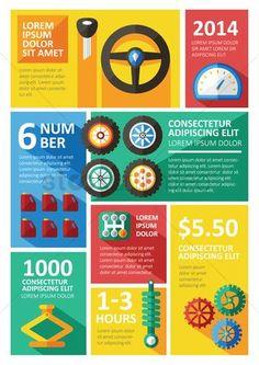 Scissor jack : Automobile infographic