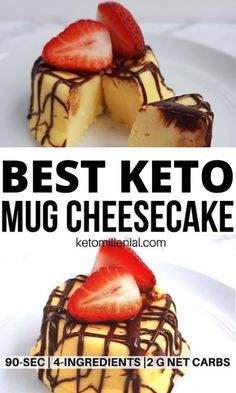 This keto cheesecake in a cup no bake recipe is the best! I cant believe I havent tried this delicious keto cheesecake mug cake before. Its my new favorite quick no bake keto dessert. Mug Recipes, Baking Recipes, Mug Dessert Recipes, Lamb Recipes, Meatloaf Recipes, Low Carb Desserts, Low Carb Recipes, Diet Recipes, Quick Healthy Desserts